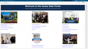 Husky Data Portal